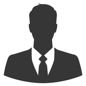 Default male councillor image
